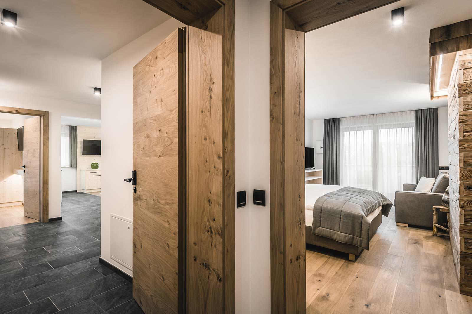 Apartment Ciüch Alpin Durchgang