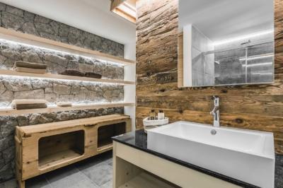 Apartment Ciüch bath