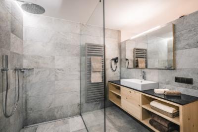 Apartment Barantl Bathroom