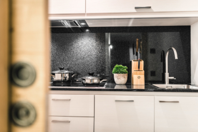 Apartment Barantl Kitchen