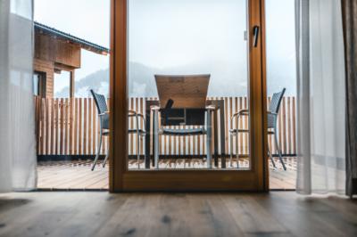 Apartment Barantl Balcony