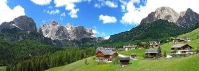 Colfosco South-Tirol