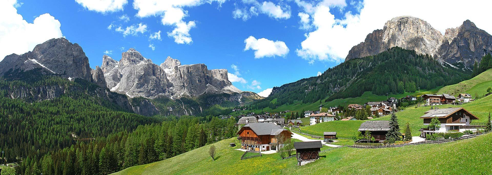 Colfosco, Alta Badia, Südtirol
