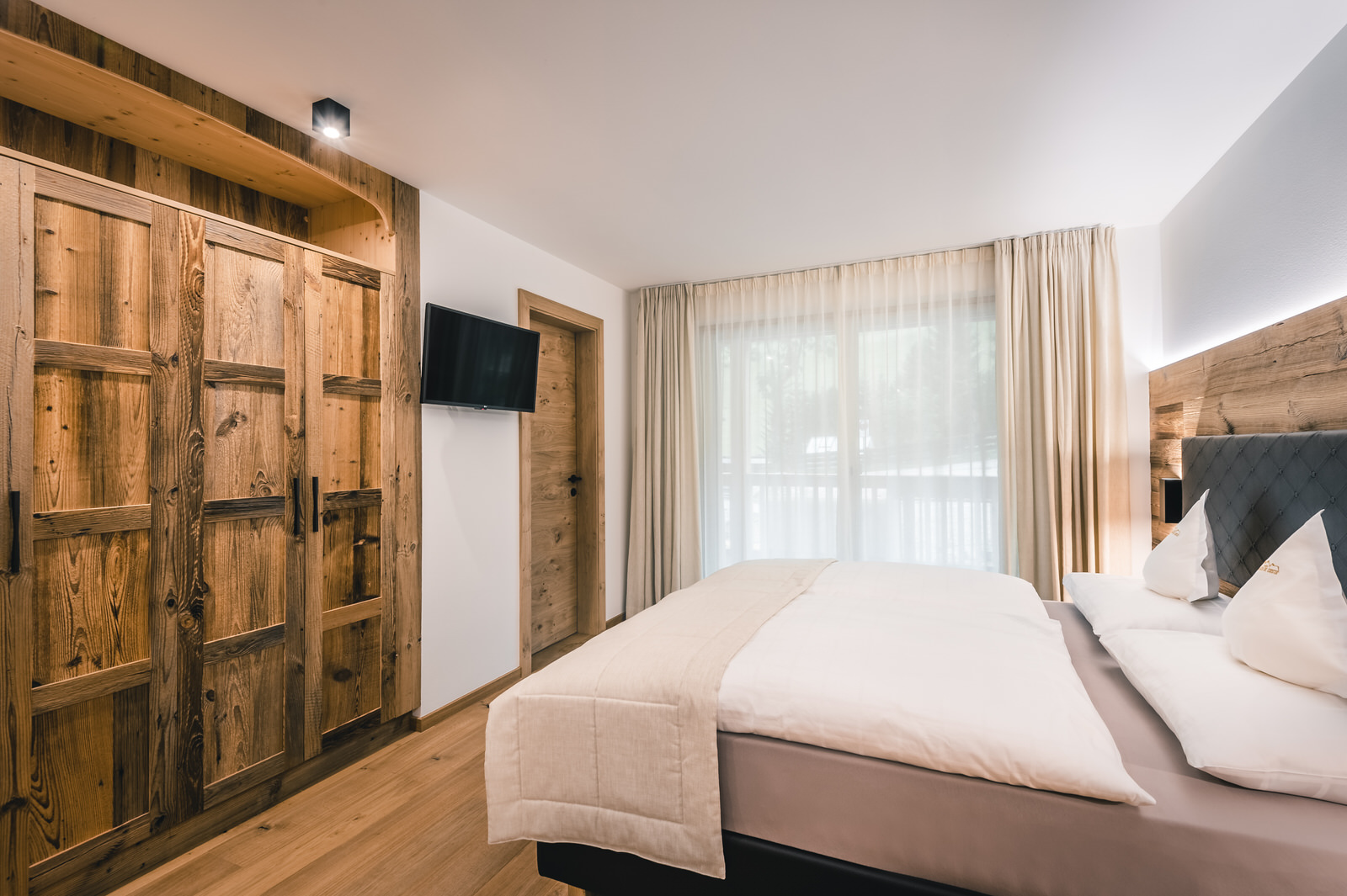 Bedroom Apartment Linara Alpina